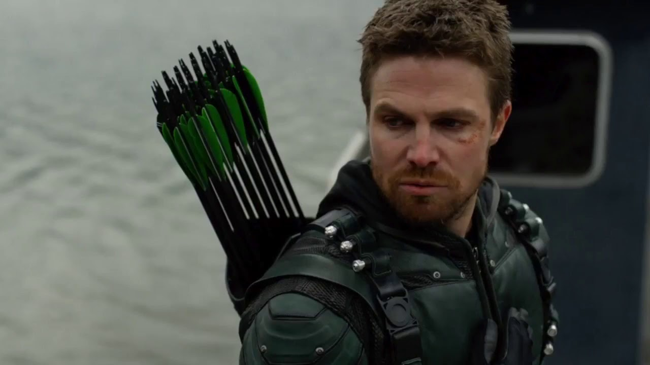 Oliver Queen in Arrow seizoen 6